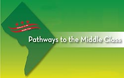 Pathways to the Middle Class graphic