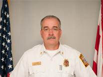 Craig Baker, Assistant Fire Chief - Operations