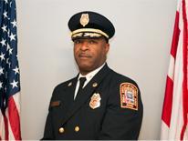Milton E. Douglas, Assistant Fire Chief - Technical Services