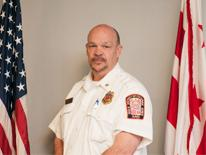 Edward Mills, Assistant Fire Chief - EMS Operations